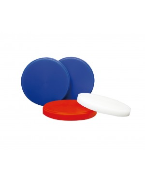 Wax Milling Disc - 98mm x 12mm - BLUE