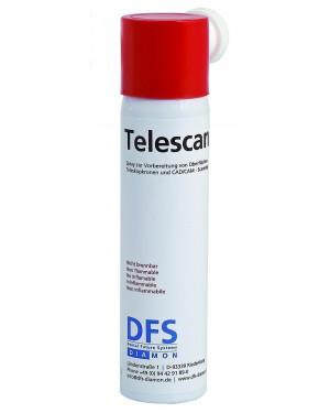 75ml Telescan CAD Spray Red/Pink