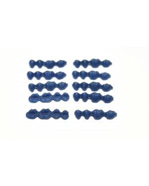 DFS QUATTRO Pontics  UR A (L) WAX PONTICS 17/14 10x4