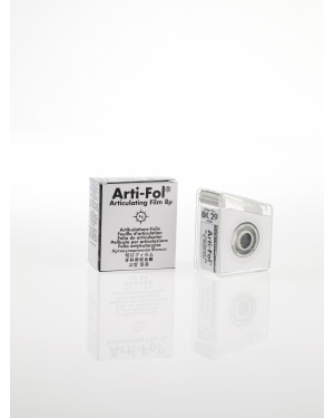 Bausch BK29 8µ Single-Sided Arti-fol - White (22mmx20m)