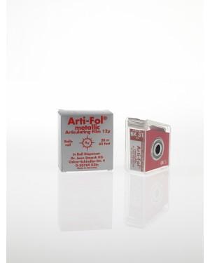 Bausch BK31 12µ Metallic Arti-Fol - Red (22mmx20m)