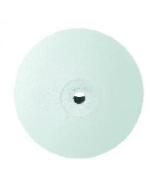 L22 Universal coarse knife-edge wheels - White (Pk 10)