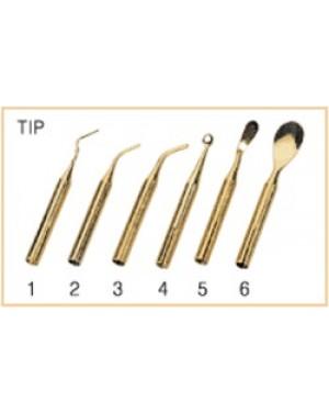 Set of 6 Tips for ALL Mestra/Denstar Wax Knives