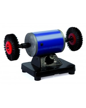 Mestra Mini Polishing Lathe Variable Speed - Blue