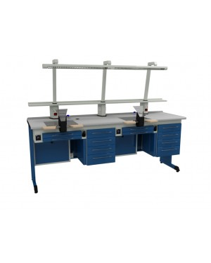 BRACON Workstation Double