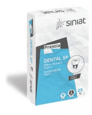 25kg Prestia Dental SP - White