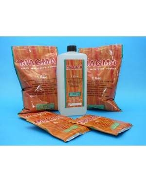 Magma Speed C&B Investment - 12x1kg Bulk + 3ltr Liquid