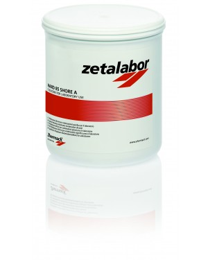 2.6kg Zetalabor Silicone Putty Base