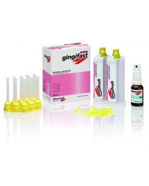 2 x 50ml Gingifast - Elastic