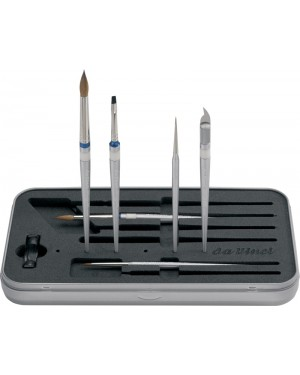 Da Vinci Zircon Line Brush Set