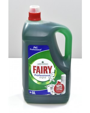 5ltr Fairy Liquid Detergent