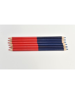 Graphix Duo-Chrome Liners - Red/Blue (Pk 6)