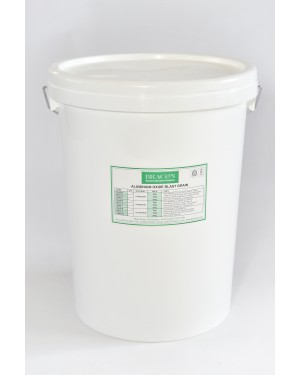 25kg Aluminium Oxide Blast Grain - M25