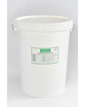 25kg Aluminium Oxide Blast Grain - M125