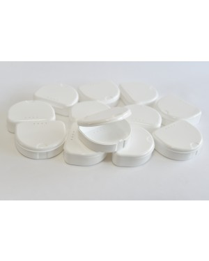 White High Gloss Ortho Boxes - Pack of 10