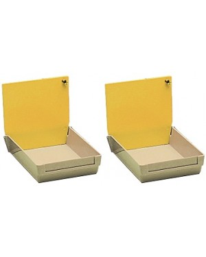 Mestra Model Trays - Yellow (Pk 10)