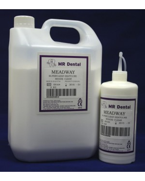 450gm Meadway Superclear Acrylic Powder