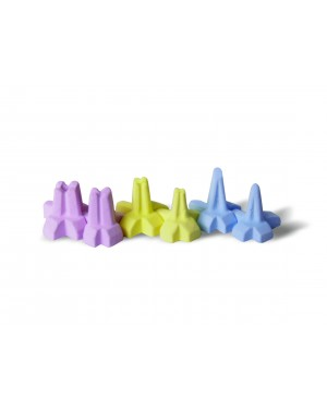 Design Logic Firing Pegs - Assorted (Pk 12)