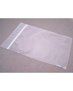 """6"""" x 9"""" Polythene Plain Bags - Pk 100"""
