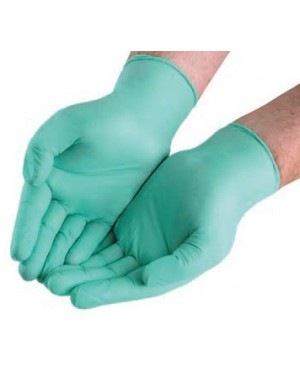 Bracon Latex-Free Vitrile Gloves - Size Large - Pack of 100