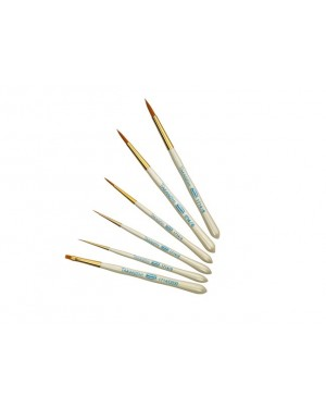 No.1 Takanishi Brush - Ideal for reducing porcelain