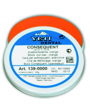 45gm Yeti Consequent Block-Out Wax