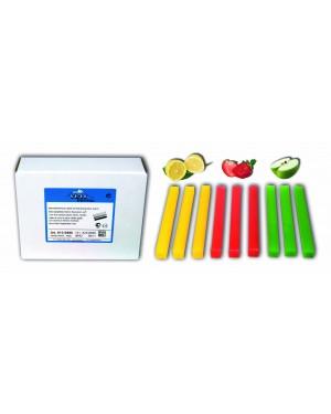 1850gm Yeti Bite Wax Sticks - Medium Green