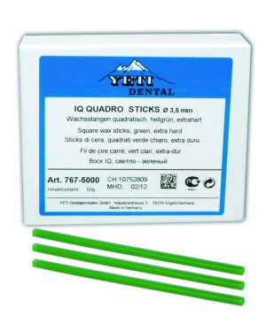 50gm Yeti IQ Quadro Sticks - 3mm