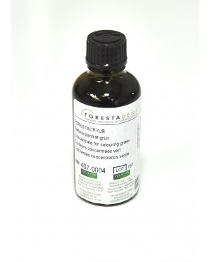 50ml Ortho Colour Concentrate - Green