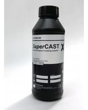 Asiga SuperCAST X 3D printer resin 500g