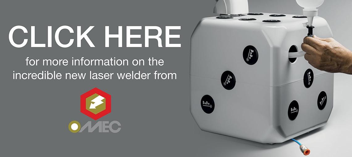 OMEC DADO Laser Welder